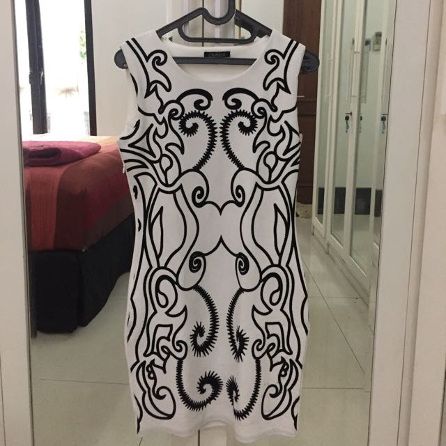 White Dress - NEW