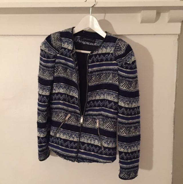 Zara- jacket