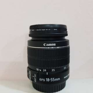 Canon kit lens 18-55mm f3.5