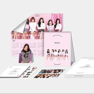Finding APINK 2018 SEASON GREETING