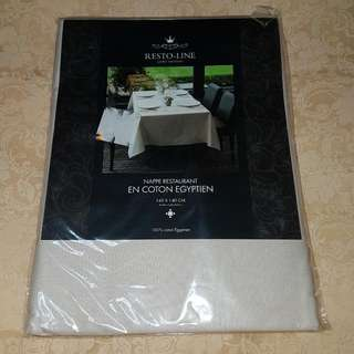 Brand New 100% Egyptian Cotton Table Cloth