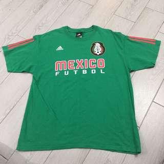 Adidas World Cup Mexico Guardado T shirt No18