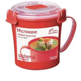 Sistema soup mug ANTI LEAKING