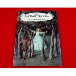 The Enchanter's Spell: Five Famous Tales