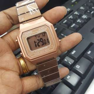 CASIO LIMITED EDITION WATCH