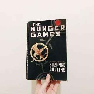 英文小說 - The Hunger Games 飢餓遊戲 第一集 英文版 小說 novel book