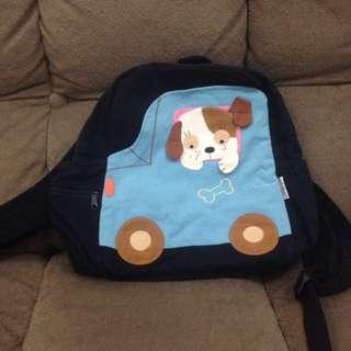 Authentic *Pet Shop* embroidery bag