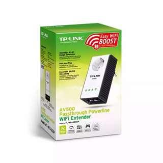 TP-Link AV500 Passthrough Powerline Wifi Extender TL-WPA4230P