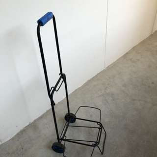 Trolley Foldable Portable Wheels Smooth