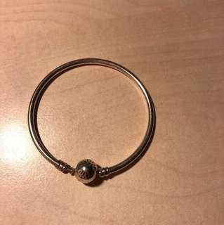 Pandora bangle 17cm 手鐲