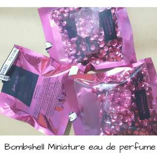 Victoria's Secret Bombshell Miniatur Body Mist Perfume
