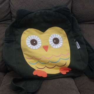 Authentic *Pet Shop* Owl embroidery bag for kid