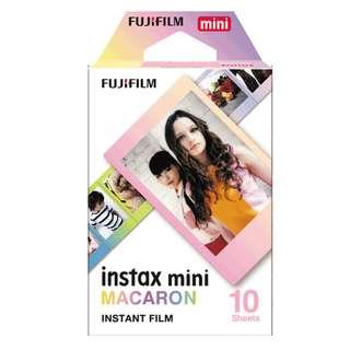 Macaron Instax Mini Film