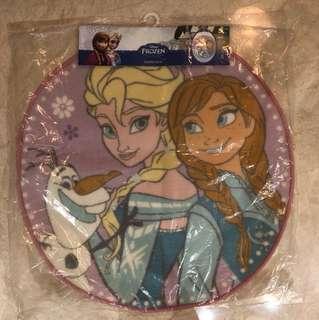 Frozen Elsa & Anna bedroom rug