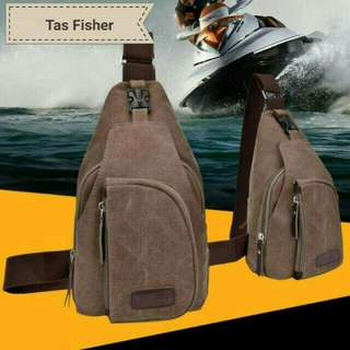 Tas Salempang Fisher