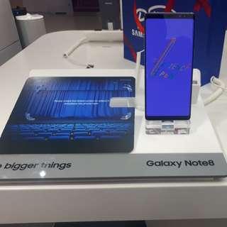 PROMO Samsung Galaxy Note 8 free back cover dan memory card 32gb bisa dengan cicilan tanpa kartu kredit 30 menit