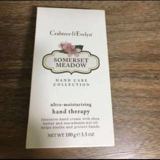 BN Crabtree & Evelyn Somerset Meadow Hand Therapy