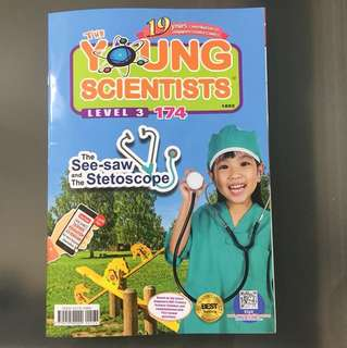 FREE POSTAGE Young Scientist Level 3