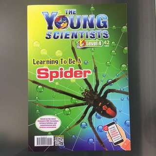 FREE POSTAGE Young Scientist Level 4