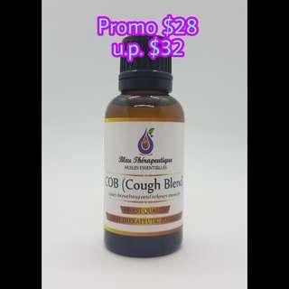 COB (Cough Blend) - 100% Pure Essential Oil Blend