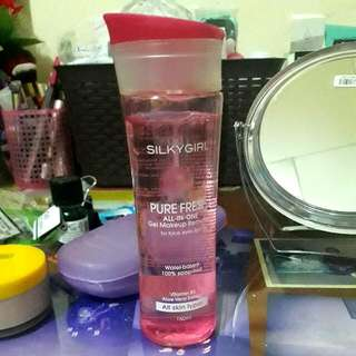 #CNY2018 Silky Girl Pure Fresh Gel Makeup Remover