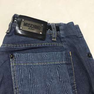 Rare!! Authentic MOSCHINO JEANS