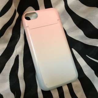 iPhone7 Case with Mirror 連鏡iPhone7殼