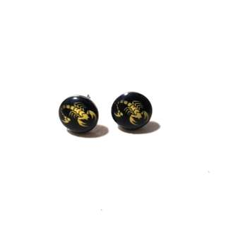 [3FOR$10] Scorpion Ear Studs