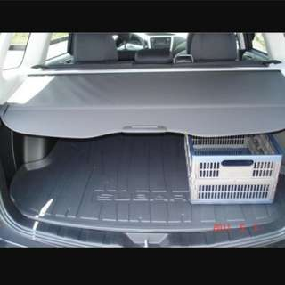 Subaru Forester Boot Cover!