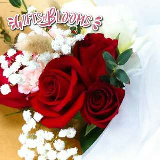 Valentine's Bouquet Vday Flower Gift Special V201 - BJCFN     38