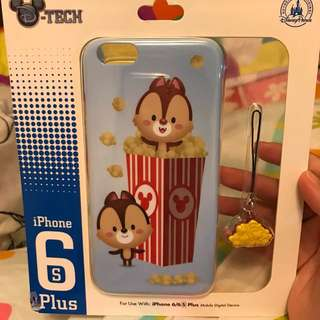 Chip and dale iphone 6plus case