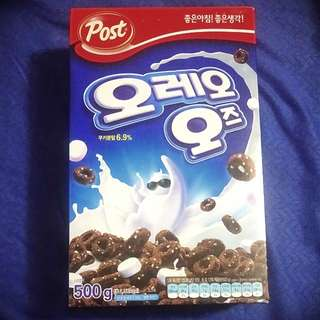 🚚 Oreo O's Cereal 500g