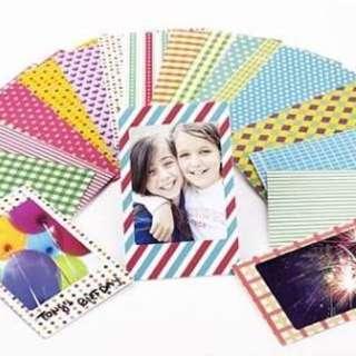 Instax Film Stickers