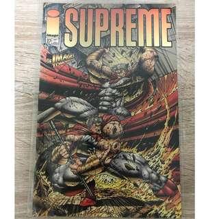 SUPREME #25 (IMAGE COMICS)