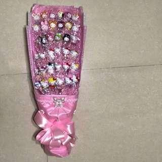 Valentine gift - Hello Kitty Bouquet