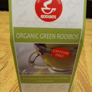 降價!南非有機博士綠茶  國寶茶 無咖啡因