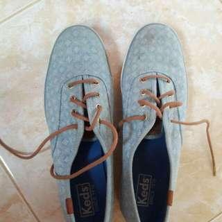Authentic Keds flatform shoes