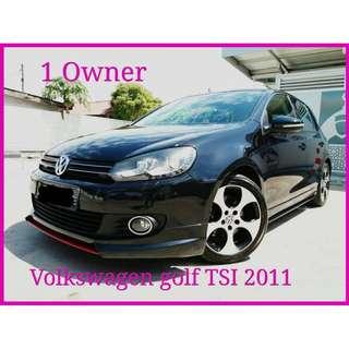 2012 Volkswagen Golf 1.4 (A)CONVERT GOLF GTI SPORT