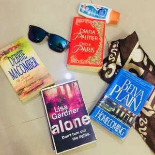 4 Books Bundle