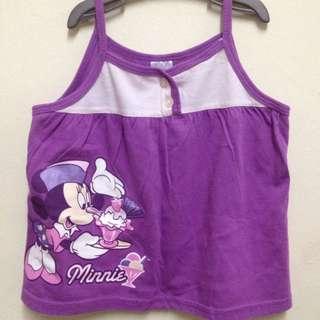 Disney Girls Singlet