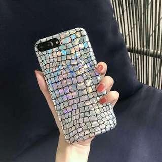 Holo Crocs Case Iphone 7