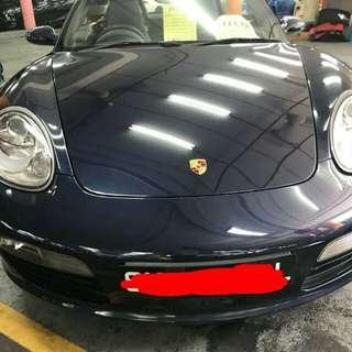 Porsche Boxster SG
