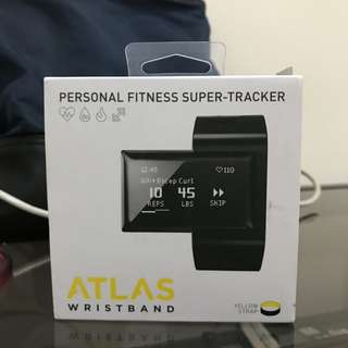 ATLAS WRISTBAND 2