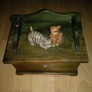 Lovely Wooden Storage Chestbox for Clearance Sale