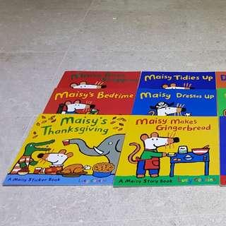 Maisy's Books