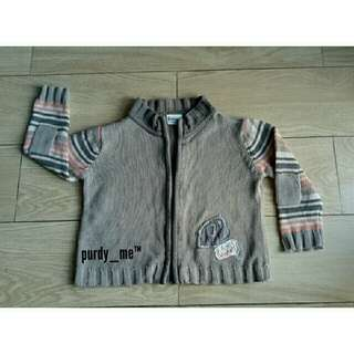 Sweater anak 12mth