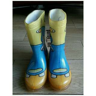 Boots anak size 26