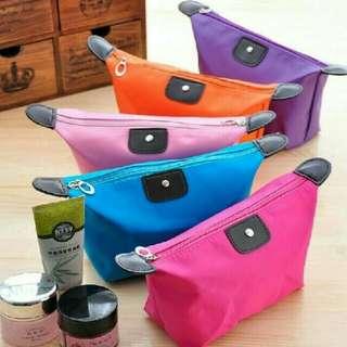 Pouch kosmetik   cosmetic bag   tas make up