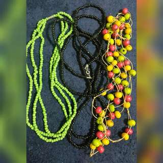 🚚 Beaded Necklaces