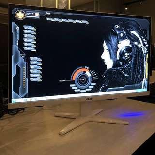 Acer 27 IPS LED Monitor / Gaming & Designing / 23 24 25 29